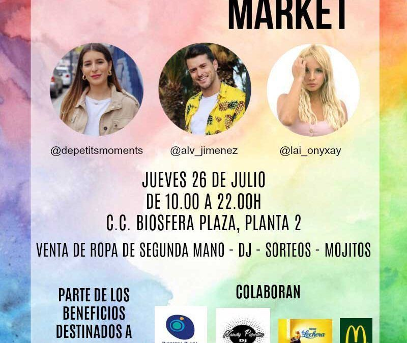 The Influencers Market en C.C. Biosfera Plaza